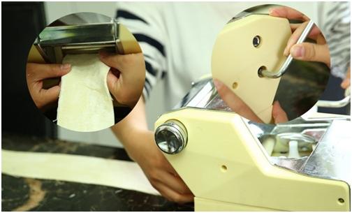 Alat Cetak Pastel Dumpling Manual 7 tokomesin malang