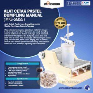Jual Alat Cetak Pastel Dumpling Manual di Malang