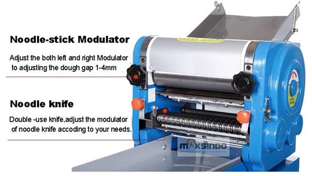 Mesin Cetak Mie Industrial (MKS-300) 4 tokomesin malang