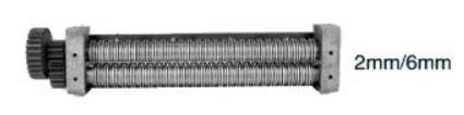 Mesin Cetak Mie Industrial (MKS-300) 8 tokomesin malang