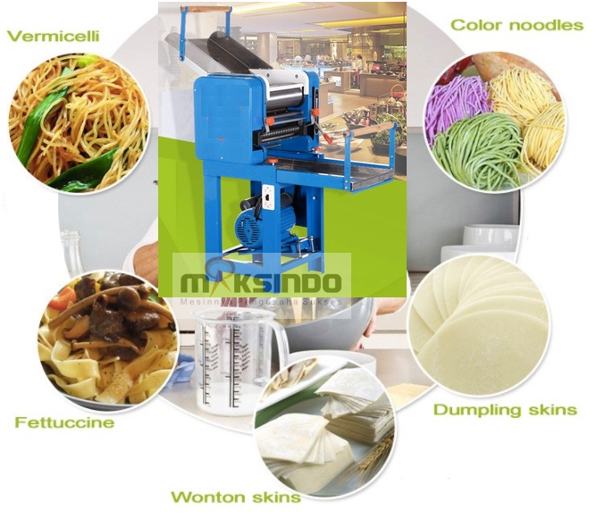 Mesin Cetak Mie Industrial (MKS-500) 1 tokomesin malang