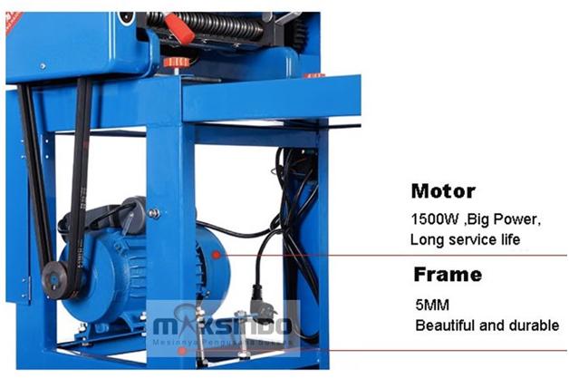 Mesin Cetak Mie Industrial (MKS-500) 6 tokomesin malang
