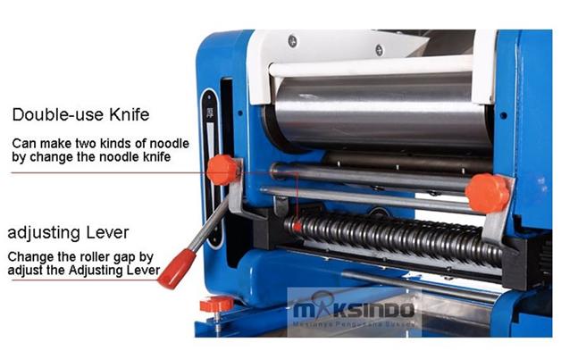 Mesin Cetak Mie Industrial (MKS-500) 7 tokomesin malang