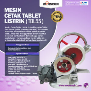 Jual Mesin Cetak Mie Stainless (MKS-180SS) di Malang