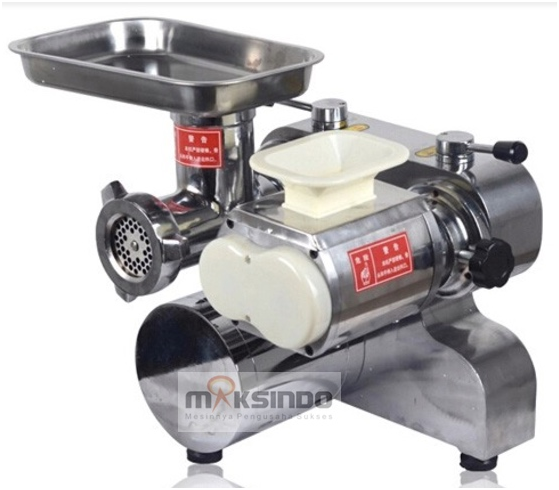 Mesin Giling daging Plus Meat Slicer TMC12 4 tokomesin malang