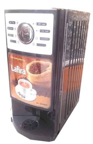 Mesin Kopi Vending LAFIRA (3 Minuman) 5 tokomesin malang