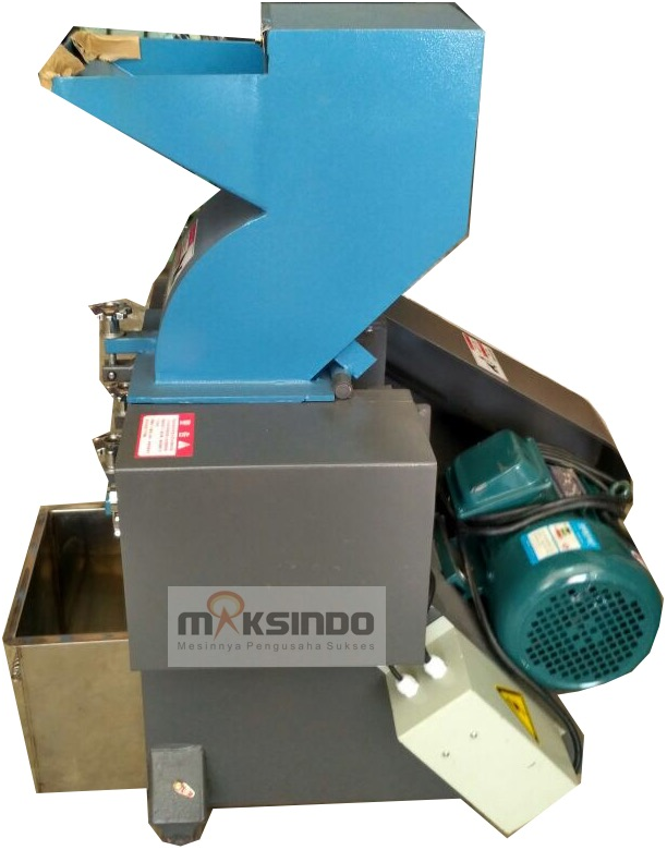 Mesin Penghancur Plastik Multifungsi - PLC180 3 tokomesin malang