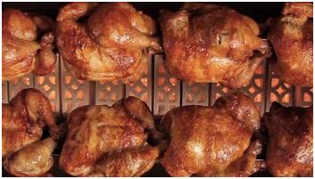 Pemanggang Ayam Gas Rotisseries HORIZONTAL 1 tokomesin malang