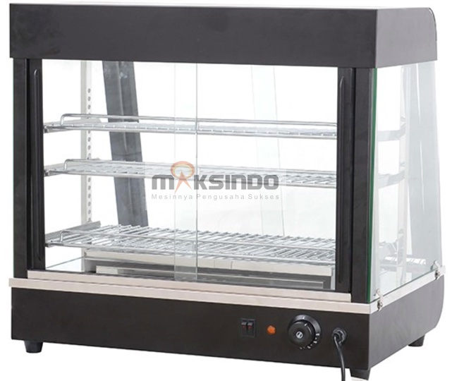 Mesin Display Warmer - MKS-DW66 4 tokomesin malang