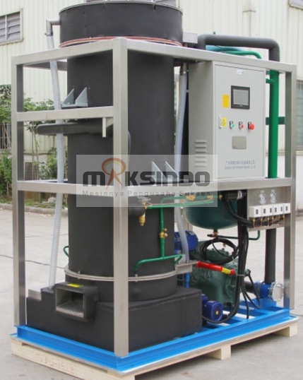 Mesin Es Tube Industri 1 Ton (ETI-01) 2 tokomesin malang
