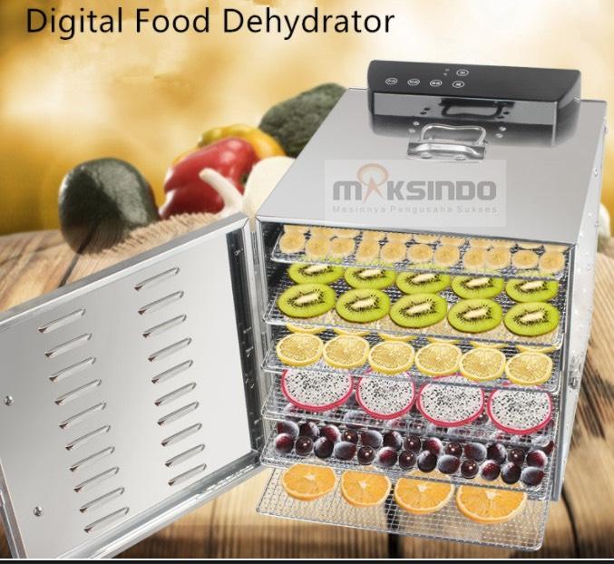 Mesin Food Dehydrator 6 Rak (FDH6) 2 tokomesin malang