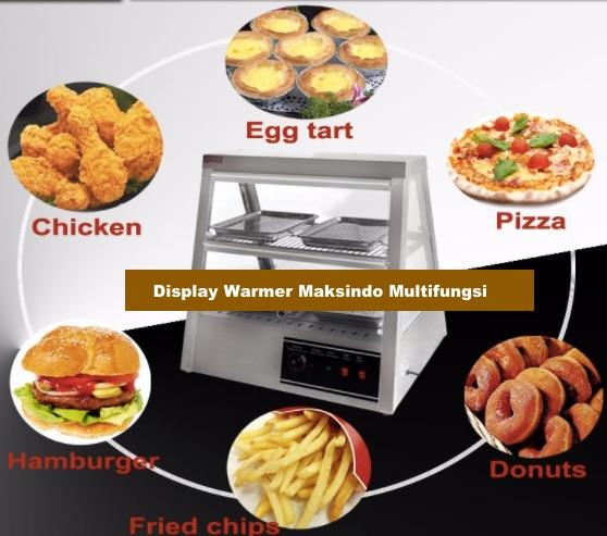 Mesin Food Warmer Kue (MKS-DW77) 1 tokomesin malang