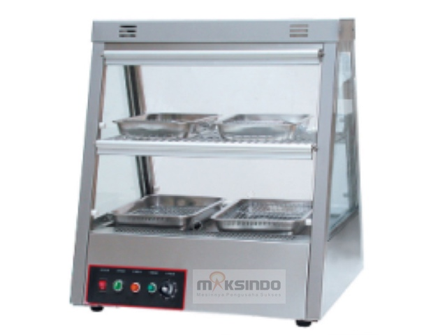 Mesin Food Warmer Kue (MKS-DW77) 2 tokomesin malang