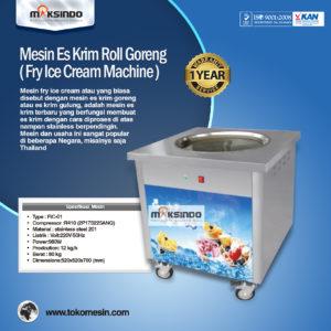 Jual Mesin Es Tube Industri 1 Ton (ETI-01) di Malang