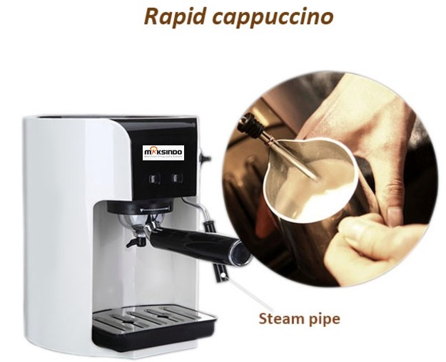 Mesin Kopi Espresso Semi Auto - MKP50 1 tokomesin malang