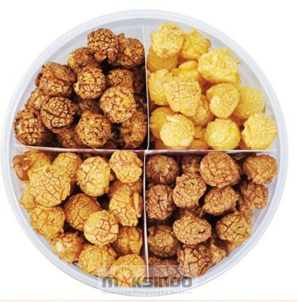 Mesin Popcorn Caramel (Gas) - MKS-CRM300 1 tokomesin malang