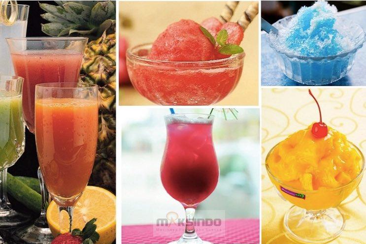 Mesin Slush (Es Salju) dan Juice - SLH01 1 tokomesin malang