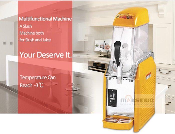 Mesin Slush (Es Salju) dan Juice - SLH01 3 tokomesin malang