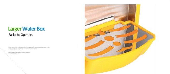 Mesin Slush (Es Salju) dan Juice - SLH01 4 tokomesin malang