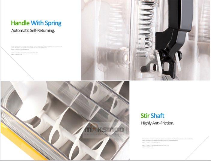 Mesin Slush (Es Salju) dan Juice - SLH01 6 tokomesin malang