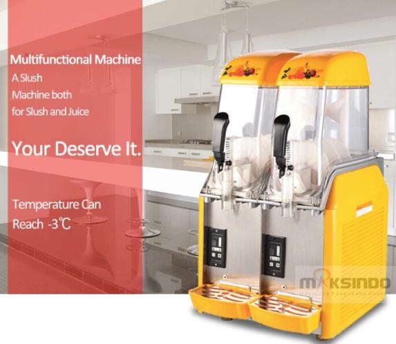 Mesin Slush (Es Salju) dan Juice - SLH02 2 tokomesin malang