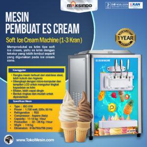 Jual Mesin Slush (Es Salju) dan Juice – SLH01 di Malang