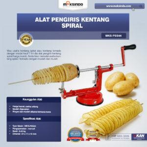 Jual Alat Pengiris Kentang Spiral (MKS-PSS44) di Malang