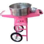 Jual Mesin Cotton Candy + Grobak di Malang