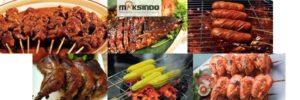 Jual Pemanggang (BBQ) Serbaguna (Listrik) di Malang