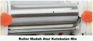 Jual Mesin Cetak Mie MKS-160 di Malang