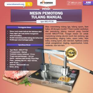 Jual Pemotong Tulang Manual (PTT38) di Malang