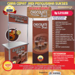Paket Usaha Chocolate Drink Program BOM