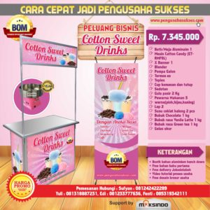 Paket Usaha Kentang Crispy Program BOM