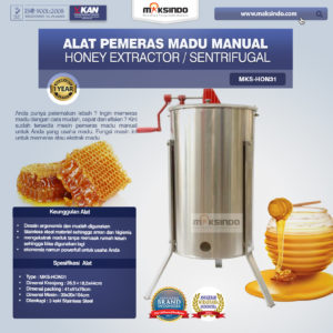 Jual Alat Pemeras Madu Manual (HON31) di Malang