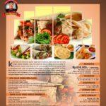 Training Kebab dan Roti Cane, 23 Juli 2017