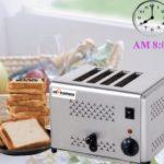 Mesin Bread Toaster (Roti Bakar-D04) 4 tokomesin malang