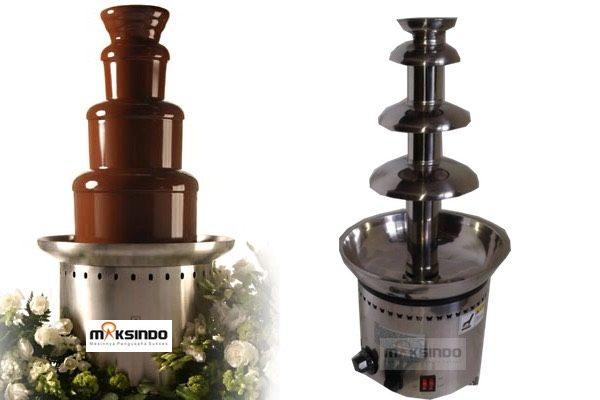 Jual Mesin Chocolate Fountain 4 Tier (MKS-CC4) di Malang
