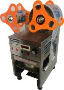 Jual Mesin Cup Sealer Full Otomatis Stainless (CPS-12A) di Malang