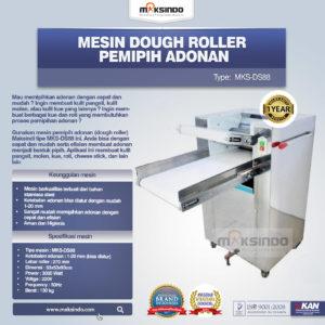 Jual Mesin Dough Roller Pemipih Adonan (DS88) di Malang
