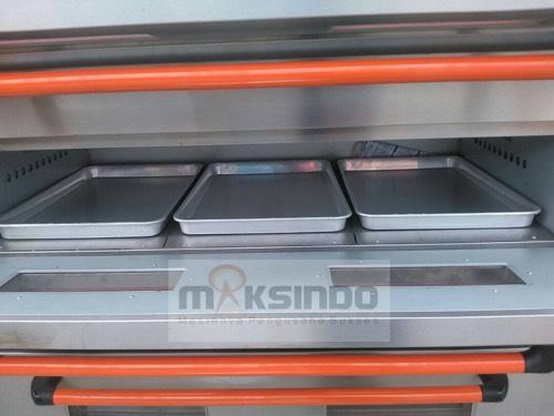 Jual Mesin Oven Roti Gas 3 Rak 9 Loyang Go39 Di Malang