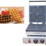 Mesin Waffle Bentuk Hello Kitty (Kitty2) 4 tokomesin malang
