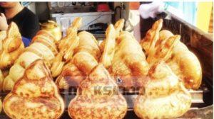 Jual Mesin Waffle Bentuk Poo (MKS-POO2) di Malang