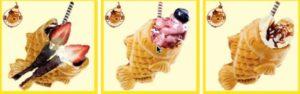 Jual Mesin Waffle Taiyaki Open Mouth (ETYK1) di Malang