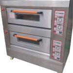Mesin Oven Roti Gas 2 Rak 4 Loyang (GO24) 1 tokomesin malang