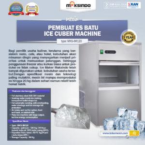 Jual Mesin Ice Tube (Es Batu Kristal) – IM120 di Malang