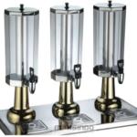 Jus Dispenser Octagonal 3 Tabung (DSP33)