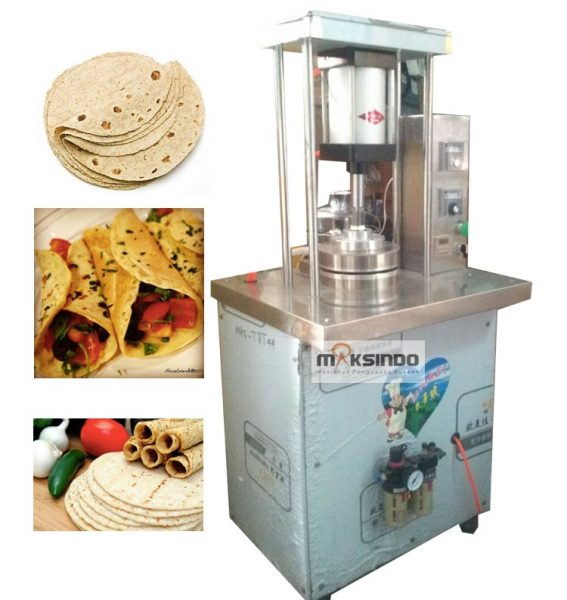 Jual Mesin Roti Tortilla/Pita/Chapati – TRT44 di Malang
