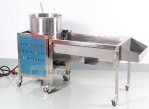 Jual Mesin Popcorn Industrial Caramel (Gas) – CRM800 di Malang