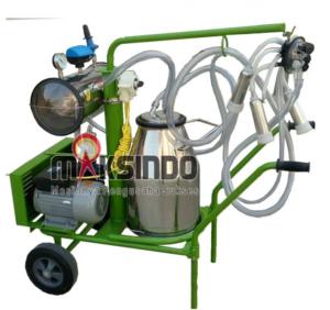 Jual Mesin Pemerah Susu Sapi (vacuum) – VS01 di Malang