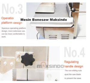 Jual Bonesaw Pemotong Daging Beku (MKS-BSW210) di Malang